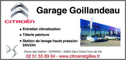 Garage Goillandeau