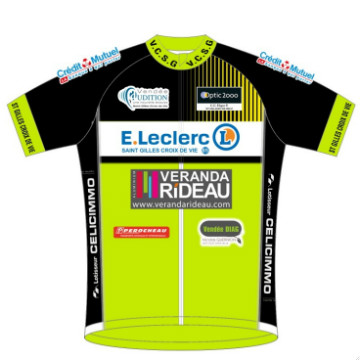 Maillot 2016